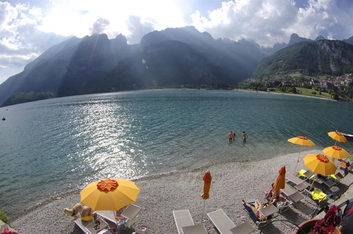 Molveno, il lago e il Brenta