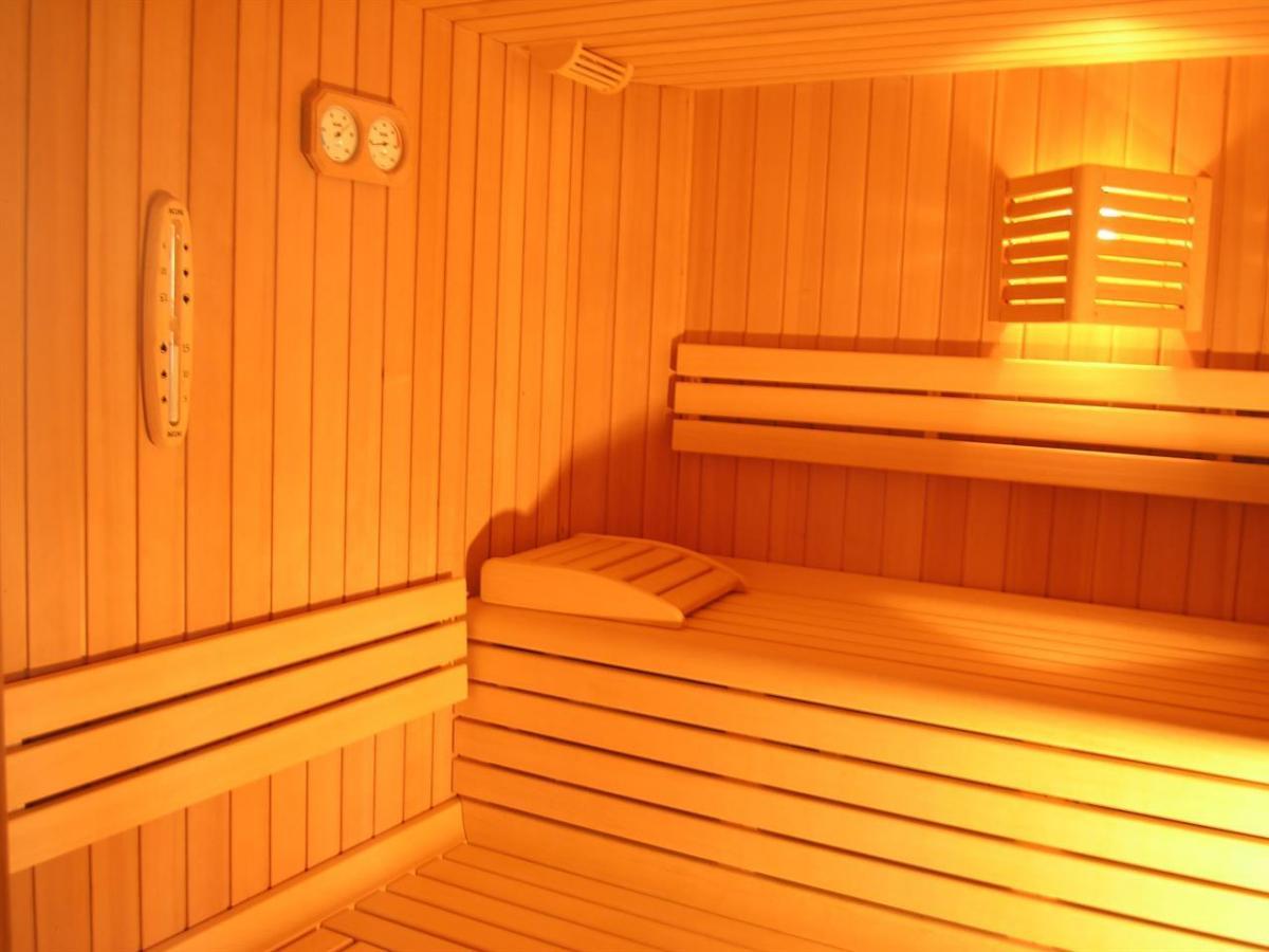 Sauna Residence Antares Andalo