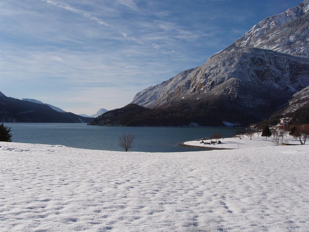 Hotel Gloria - lago inverno