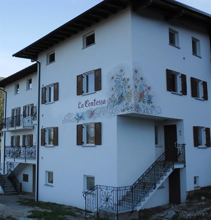 Appartamenti La Contessa esterno