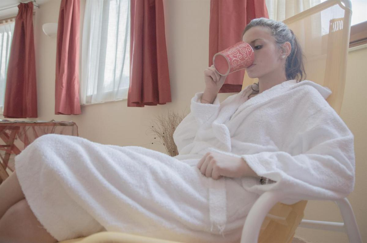Alphotel Milano area relax e tea