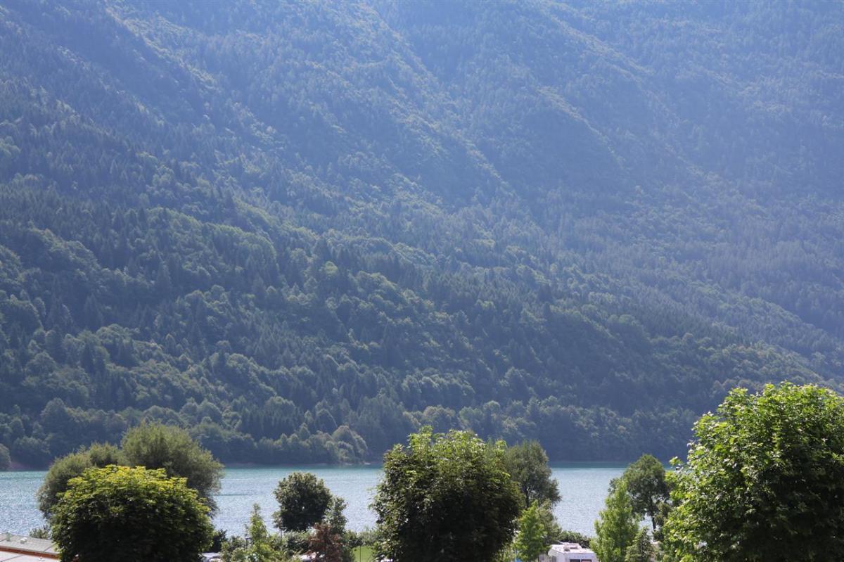 Il Lago visto dal Residence