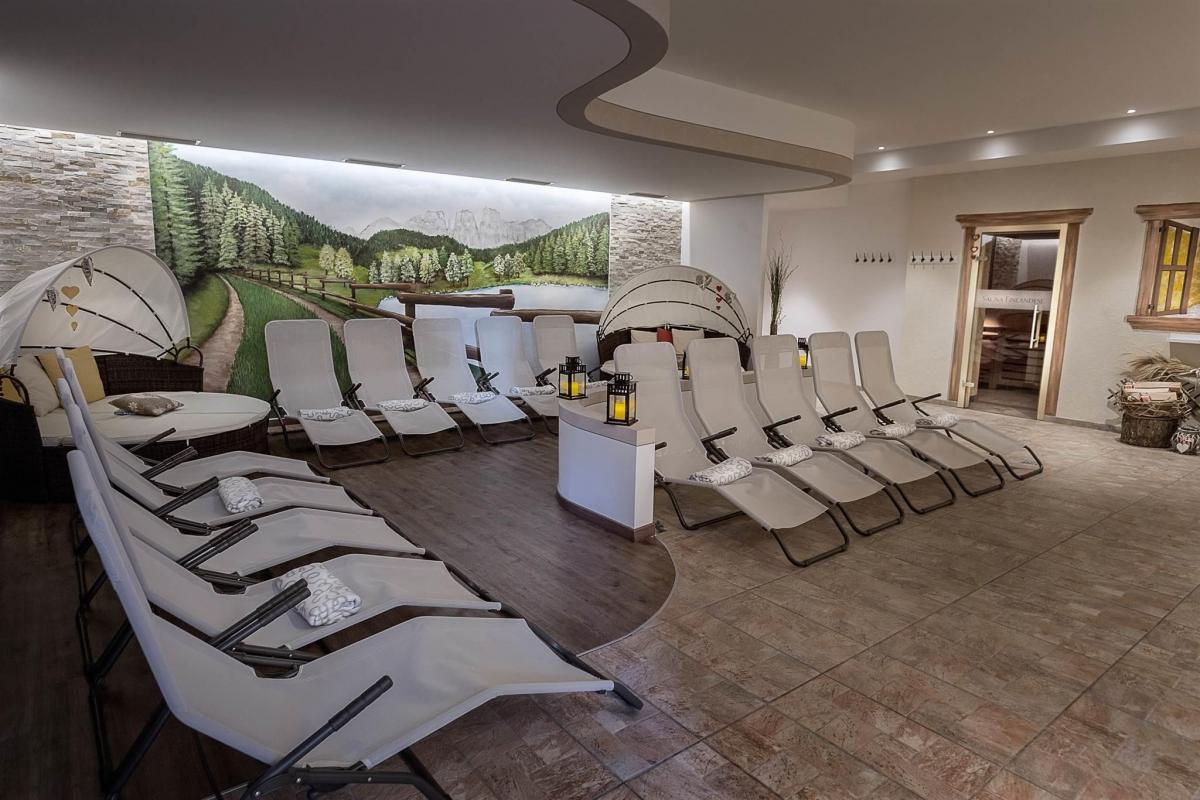 Centro Benessere Sala Relax