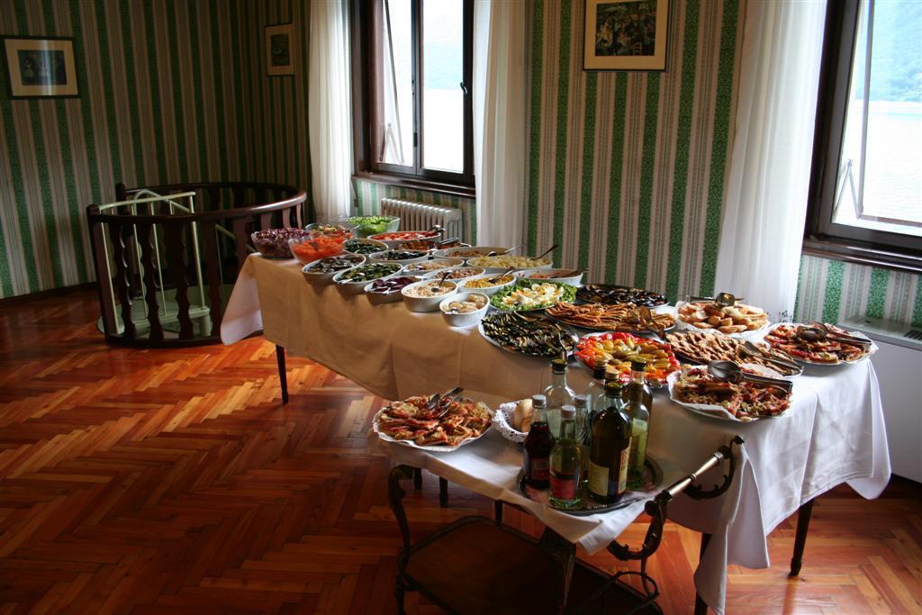 Buffet verdure e antipasti