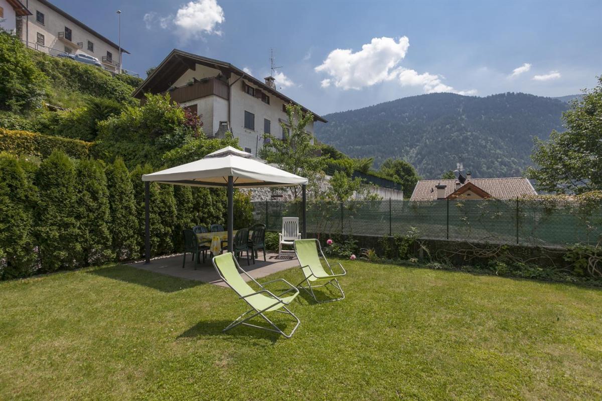 Appartamento villa giardino lake ricettivit molveno - Oltre il giardino torrent ita ...