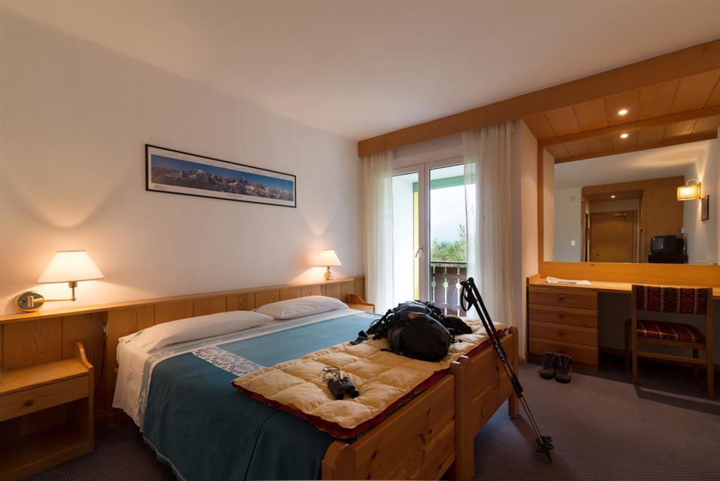 Hotel Gloria - camera da letto