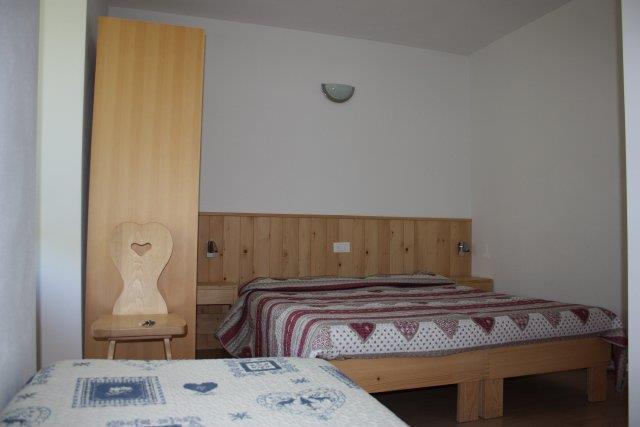 Casa Nilo Andalo camera da letto