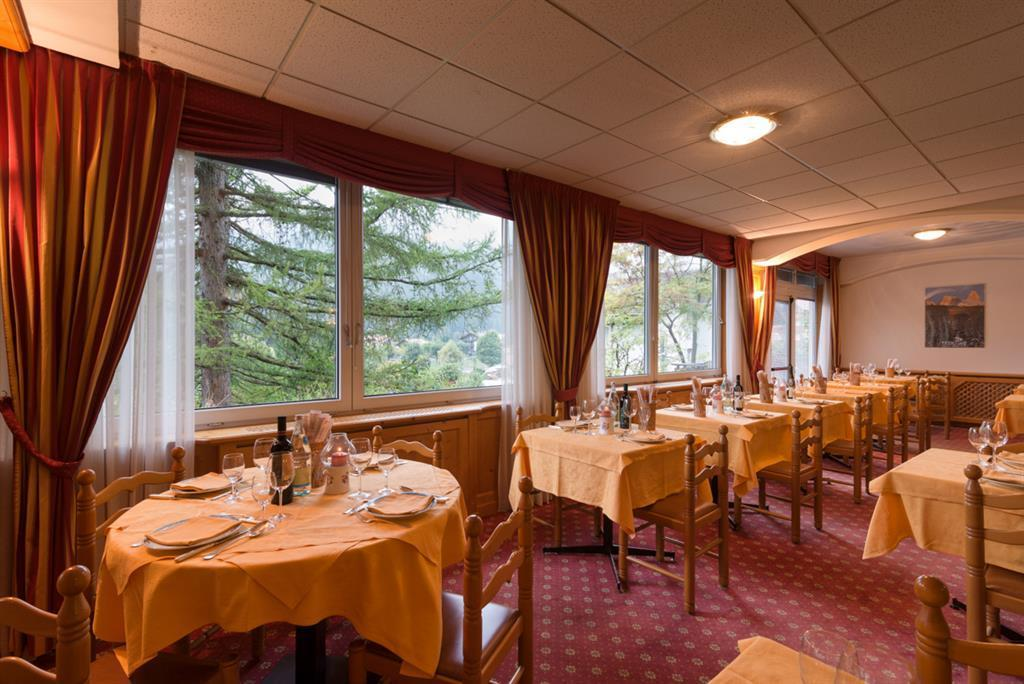 Hotel Gloria - sala da pranzo