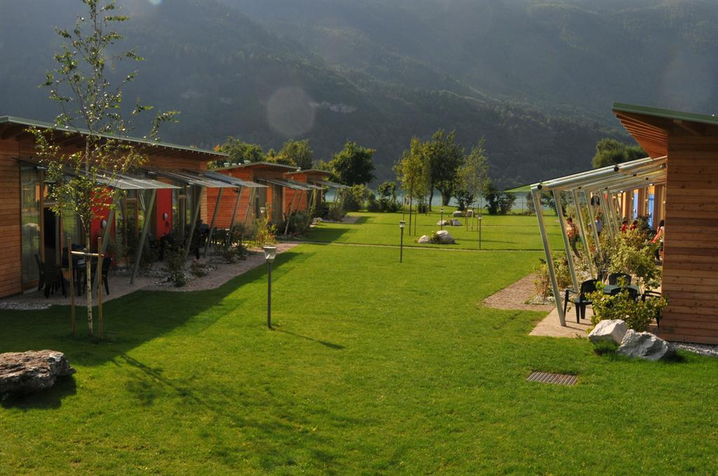 Bungalow Camping Spiaggia Lago di Molveno