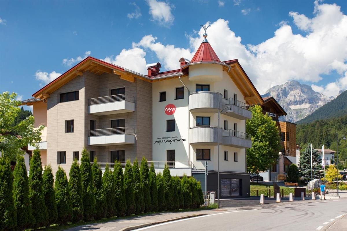 Residence Hotel Mille Montagne - Esterni