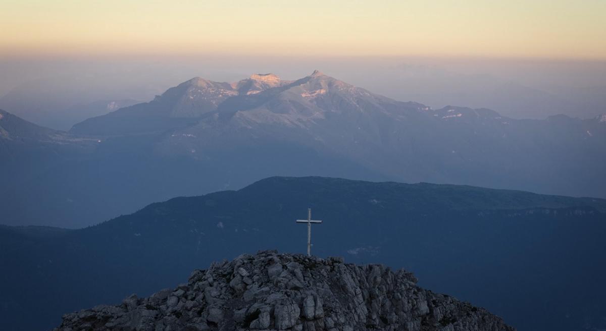 Croce del Croz dell'Altissimo