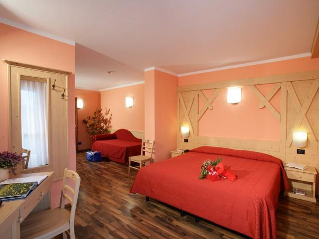 stanza Hotel Continental
