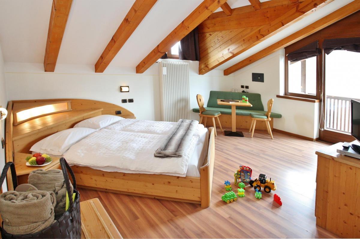 Junior Suite Dolomiti Hotel Eden Andalo