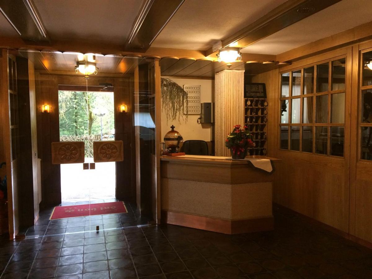 Andalo Ricezione Hotel Dal Bon