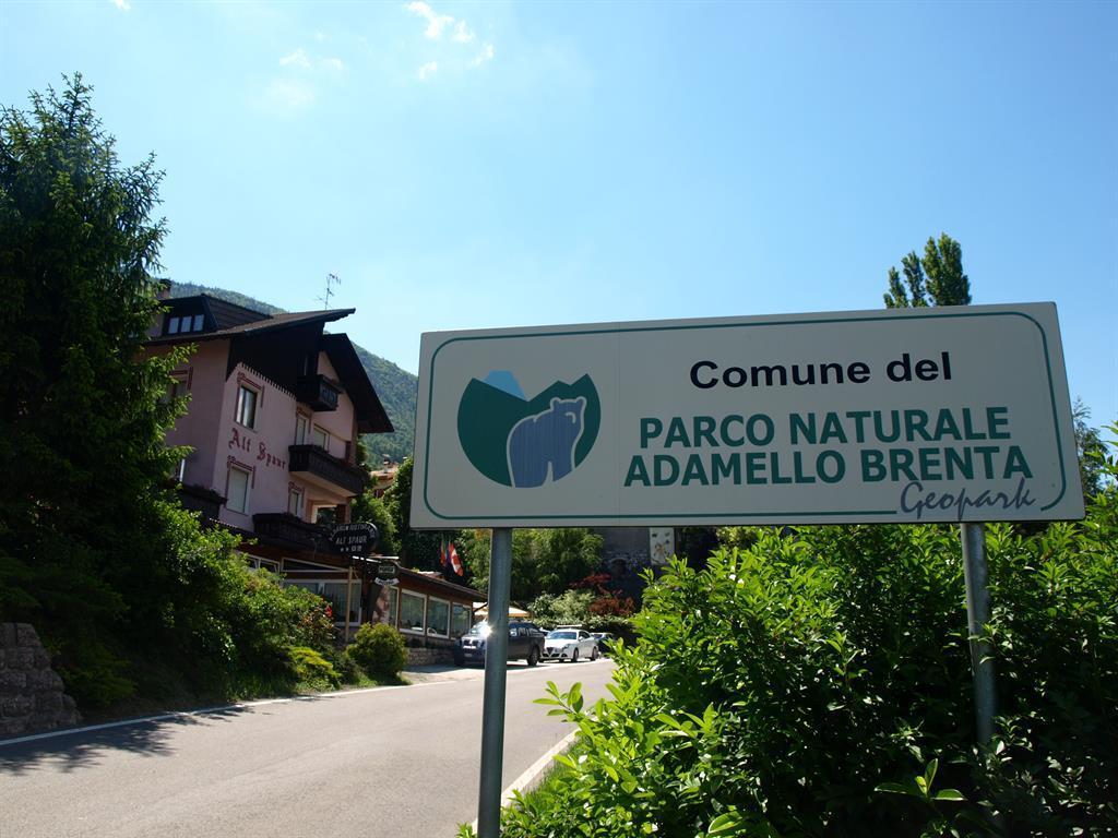Alt Spaur - comune Parco Naturale Adamello Brenta