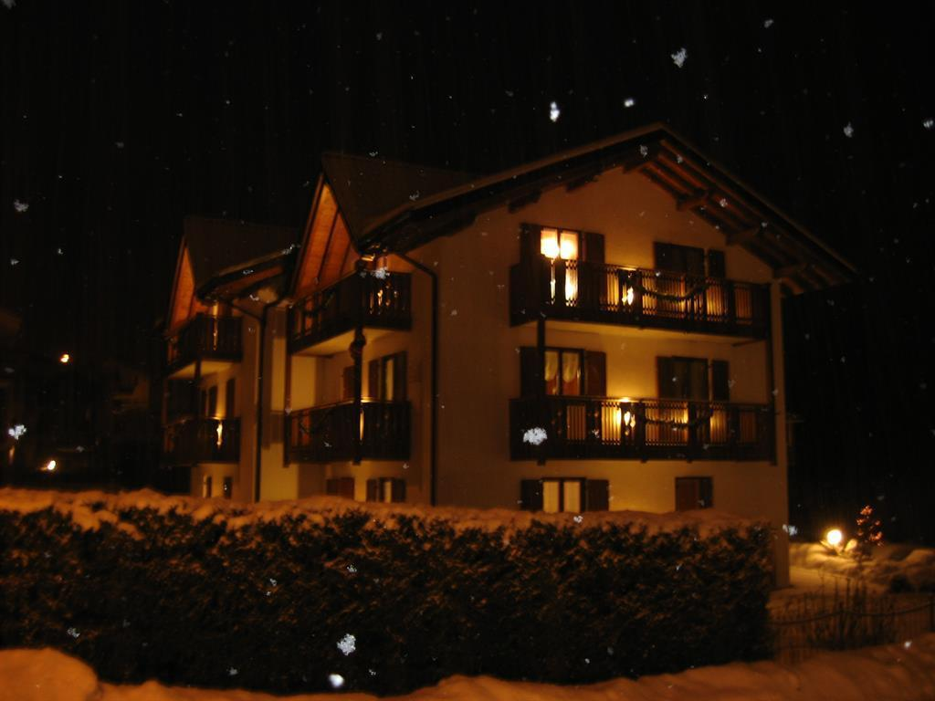 neve notte