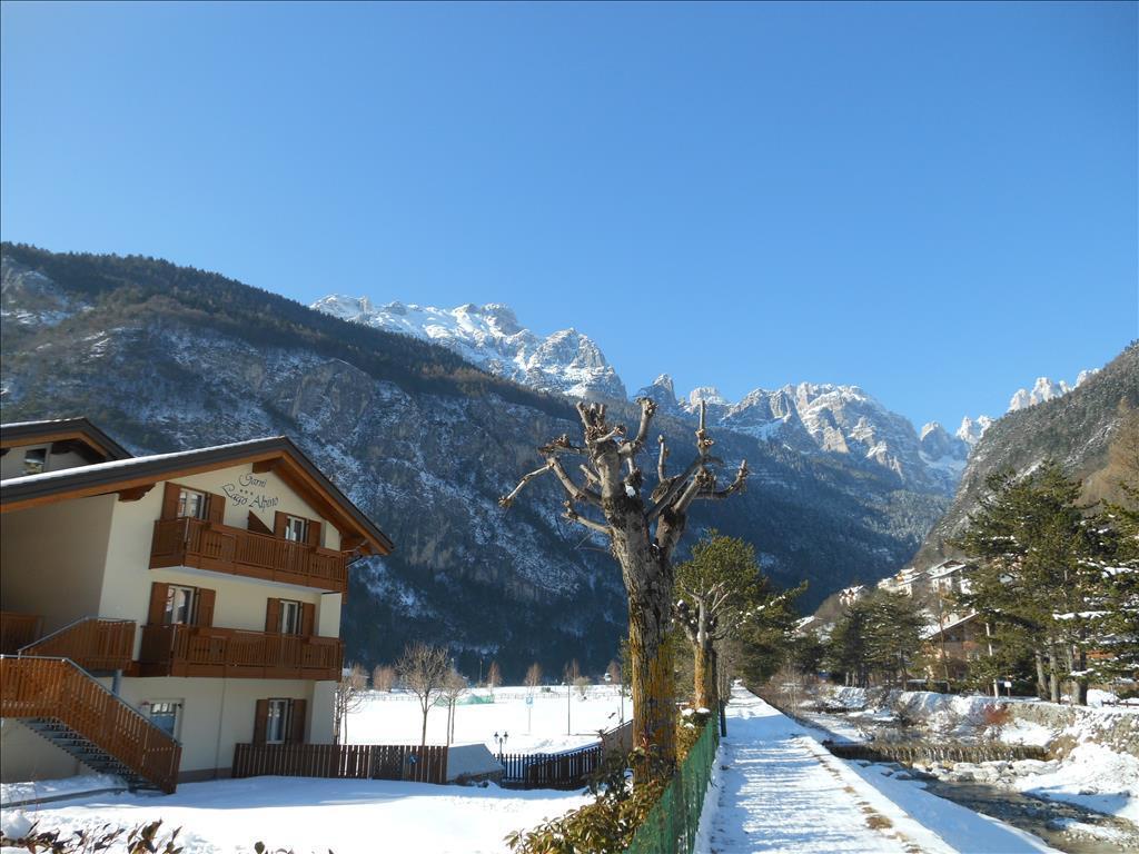 Garnì Lago Alpino - Inverno