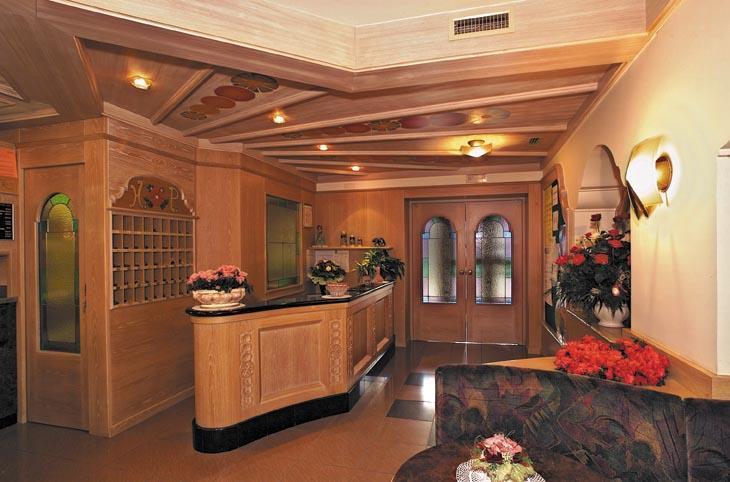Hotel Paganella interno