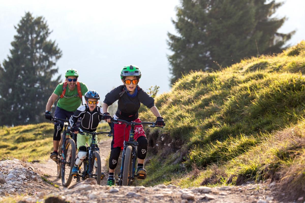 Bambini con Istruttore Bike