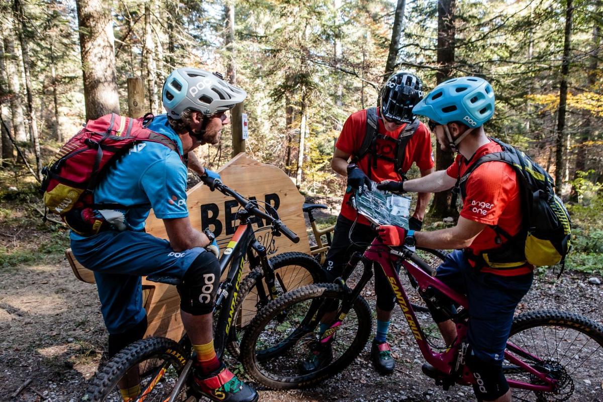 Sosta con Guida sul Bear Trails