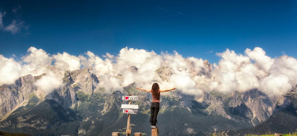 Dolomiti di Brenta estate (2)