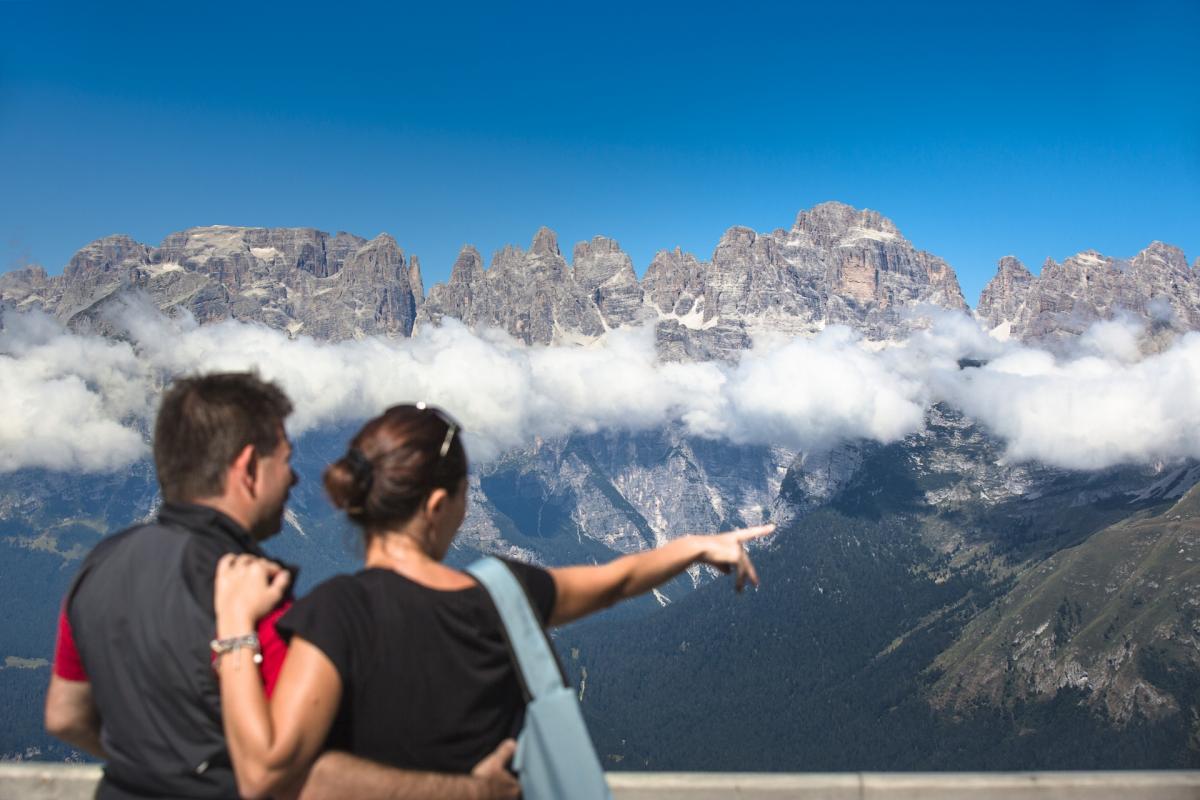 Dolomiti Paganella trekking 2