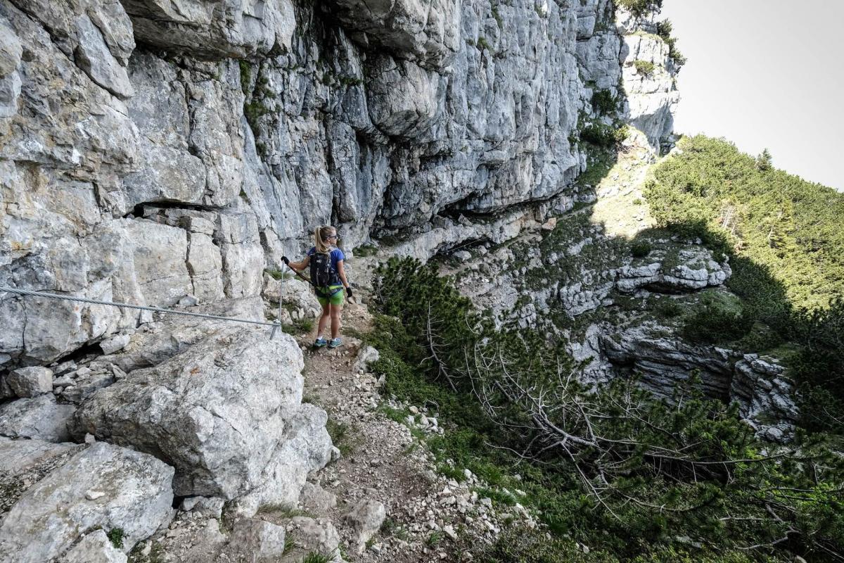 Dolomiti Paganella trekking 3