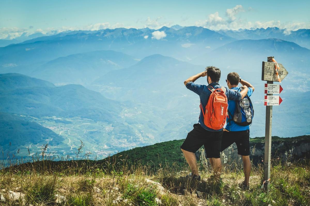 Dolomiti Paganella trekking 4