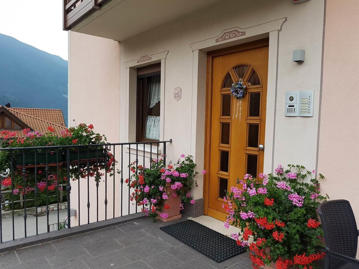 ingresso Casa Dorigoni
