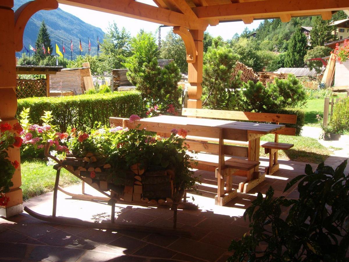 Residence Alpenrose_immagine esterno 2