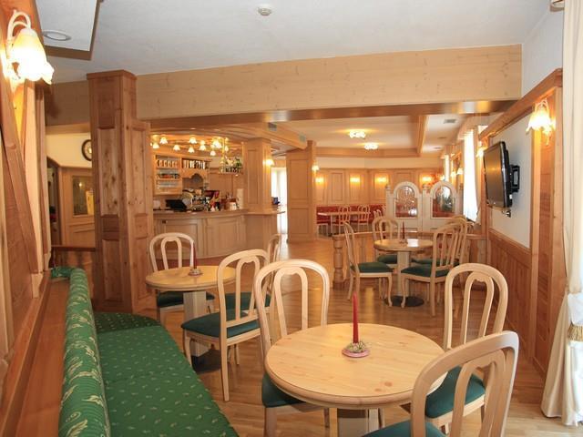sala bar Abete