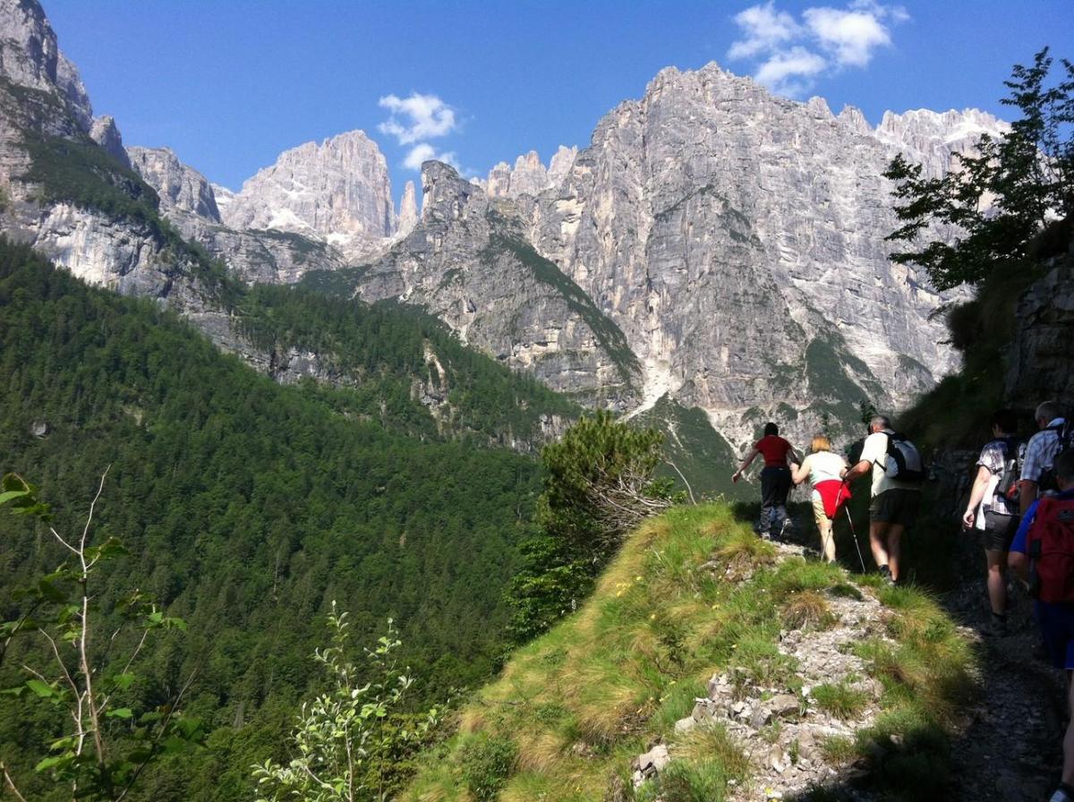 i rifugi del Brenta - martedì (4)