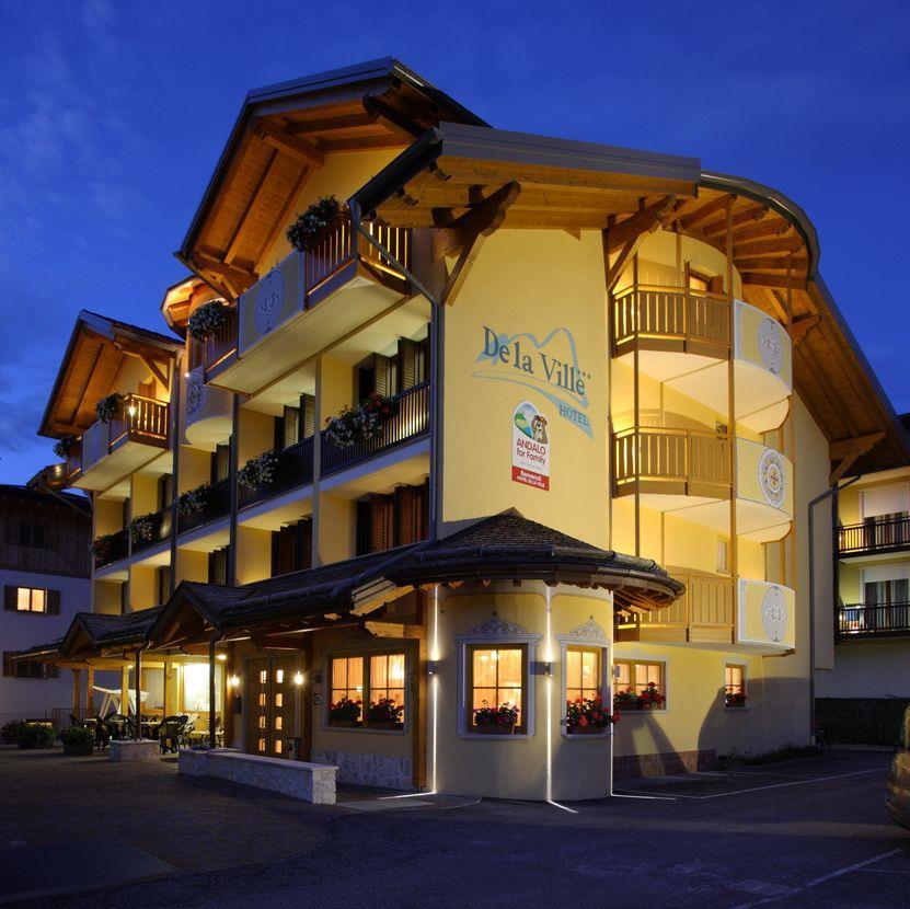 Hotel De La Ville inverno