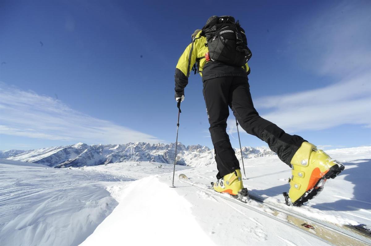 Sci d'alpinismo - Andalo