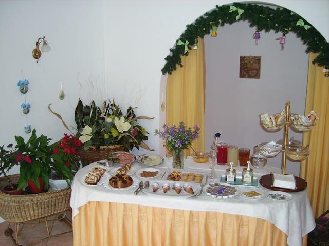 sala colazioni Relax