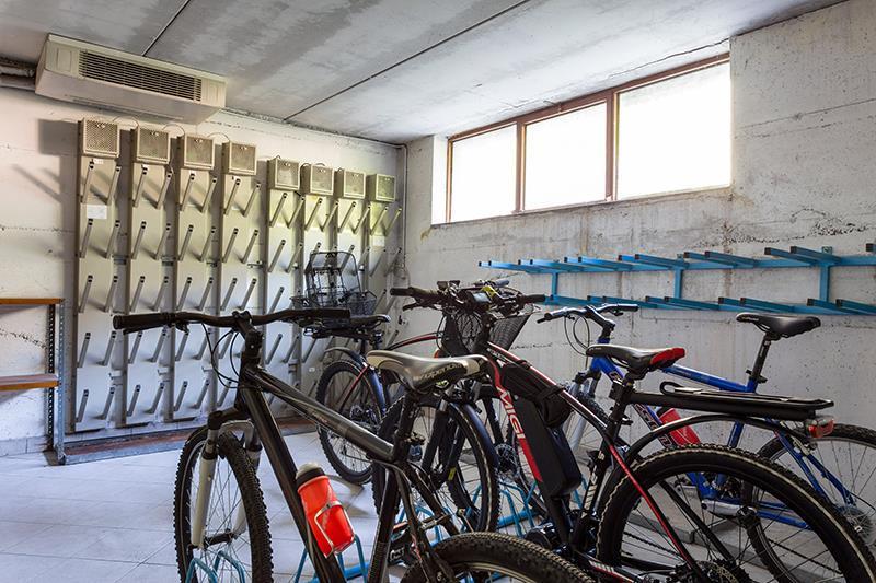 Deposito bici/sci