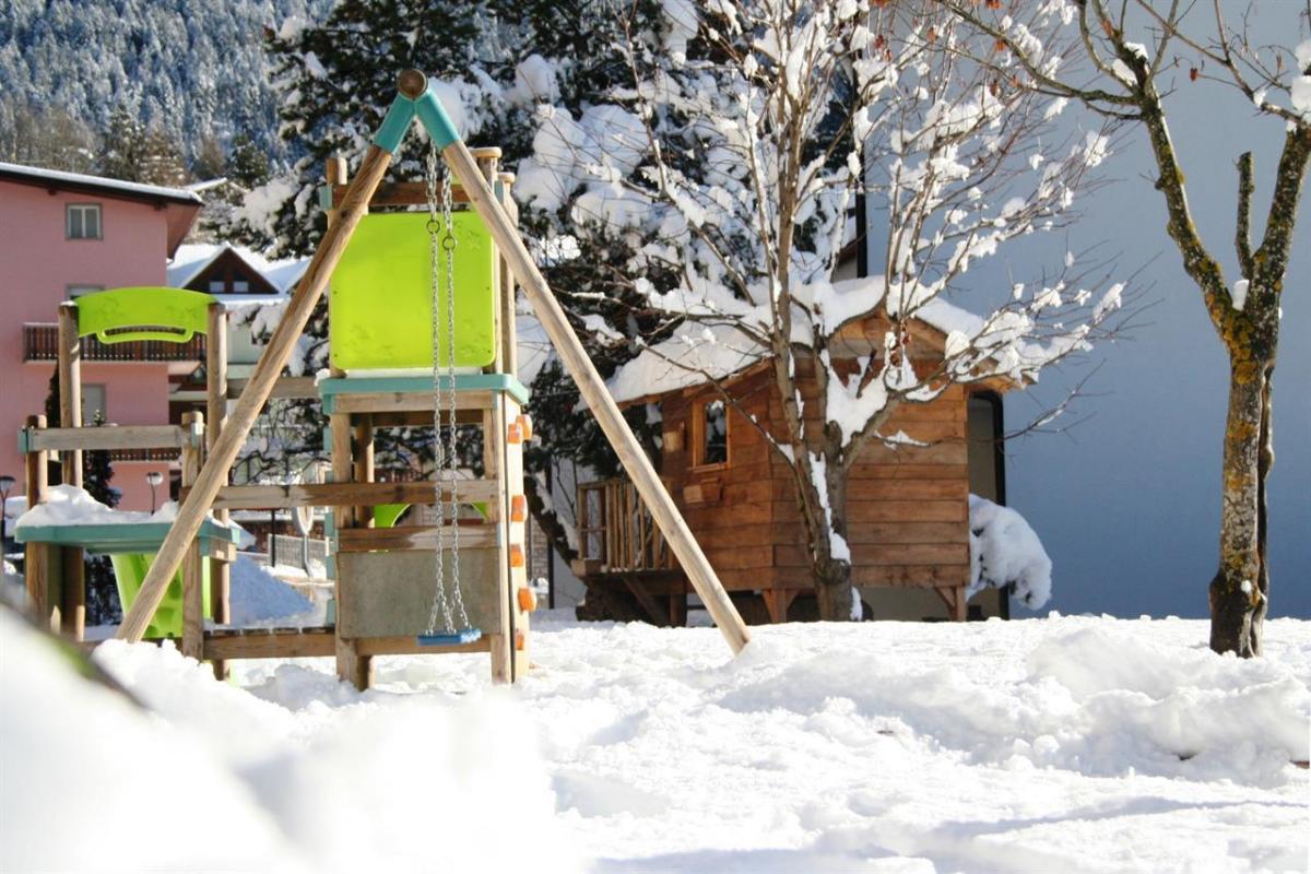 2 Giochi Giardino Inverno