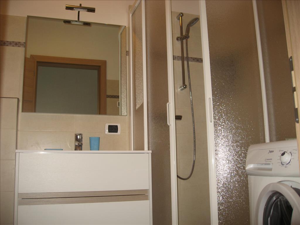 appartamenti al parco bagno