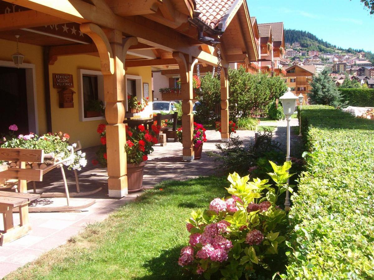 Residence Alpenrose_immagine entrata