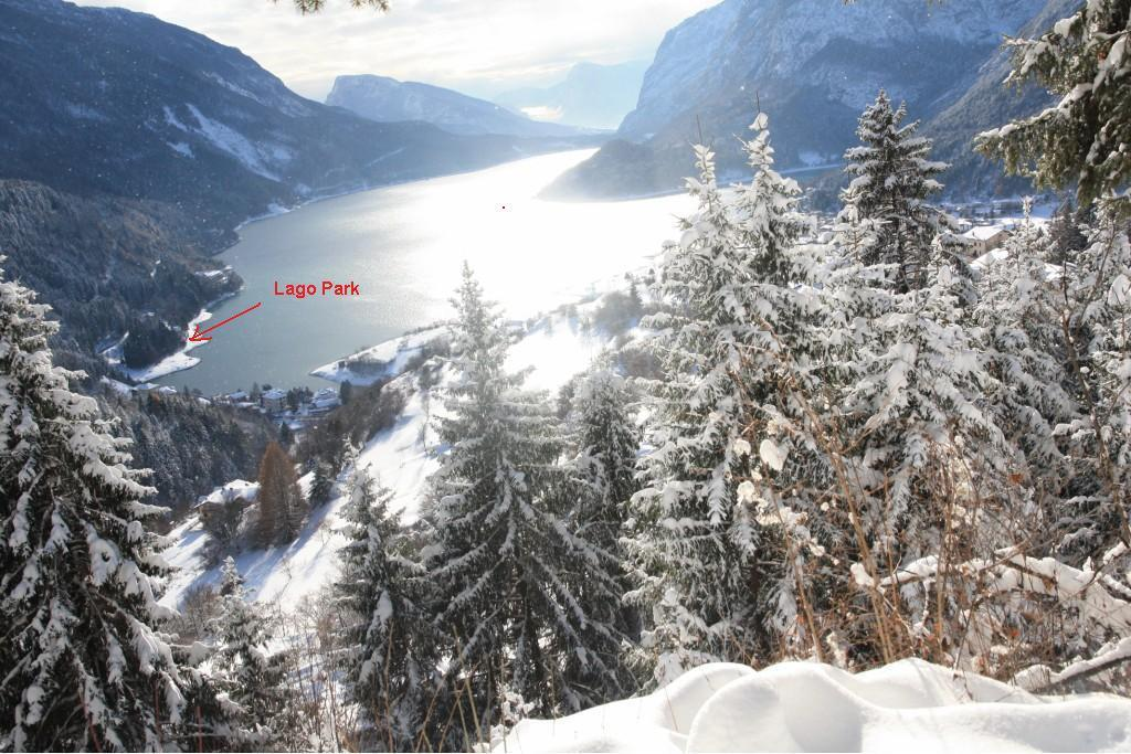Molveno Winter da nord