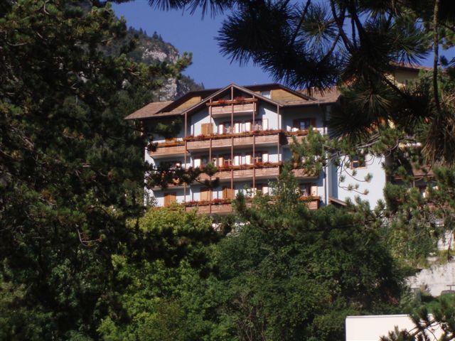 Villa Erica esterno estate