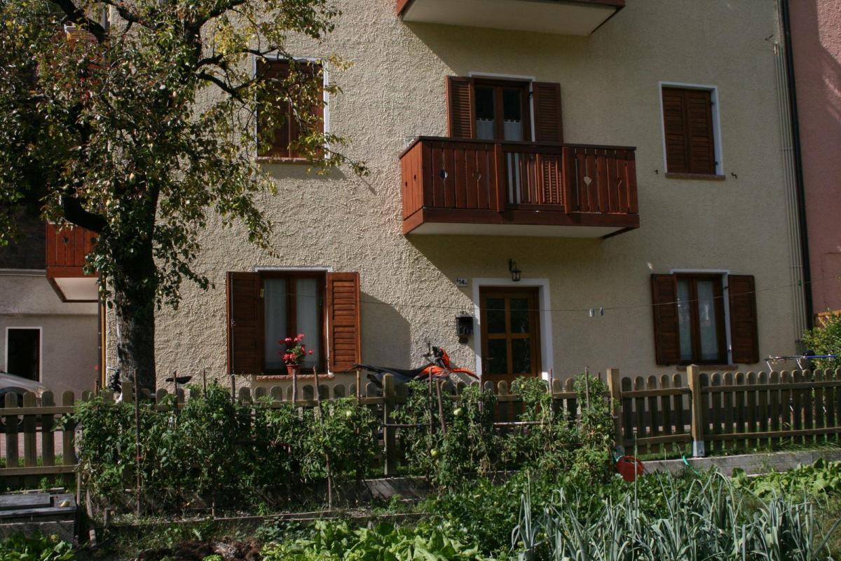 Casa Nicolussi esterno
