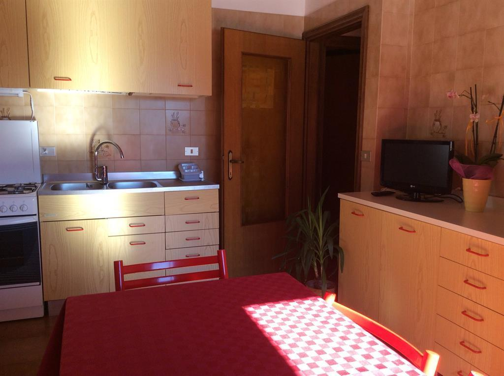 Appartamenti al sole - Cucina con angolo cottura
