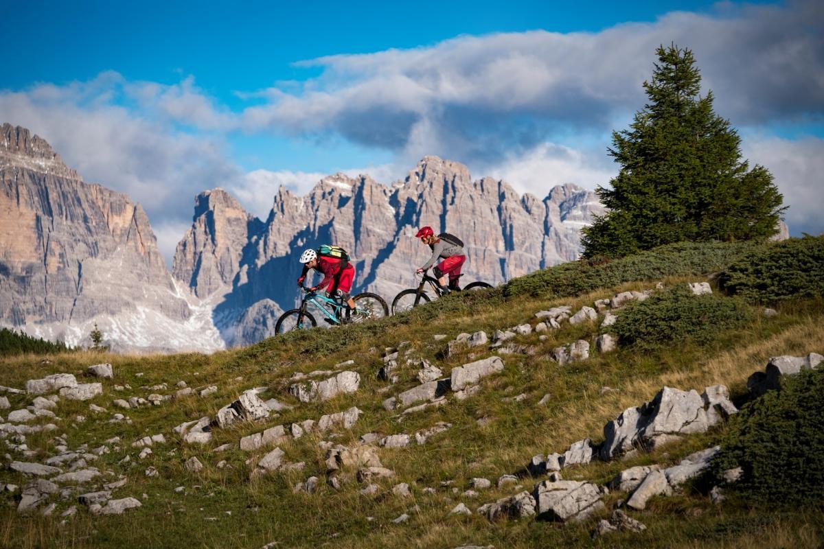 Bear Trails e le Dolomiti di Brenta