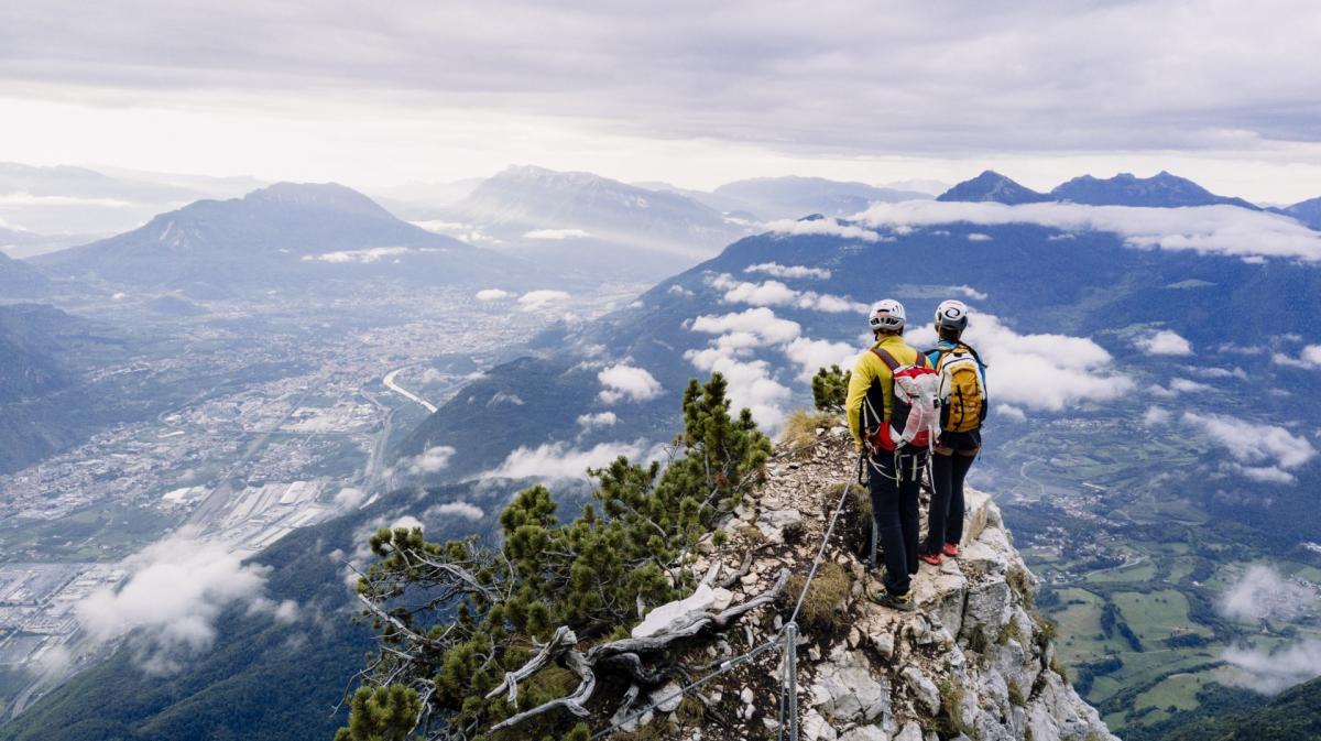 La vista più bella del Trentino