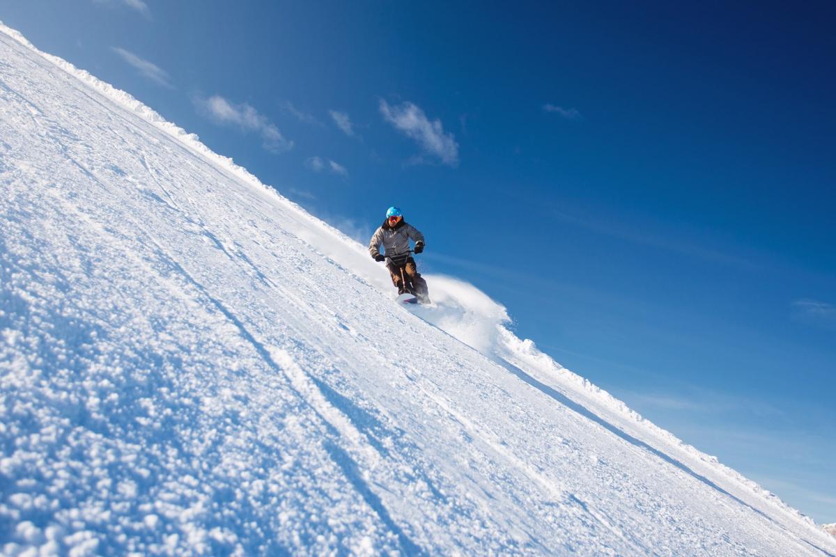 Snowscoot Panoramica