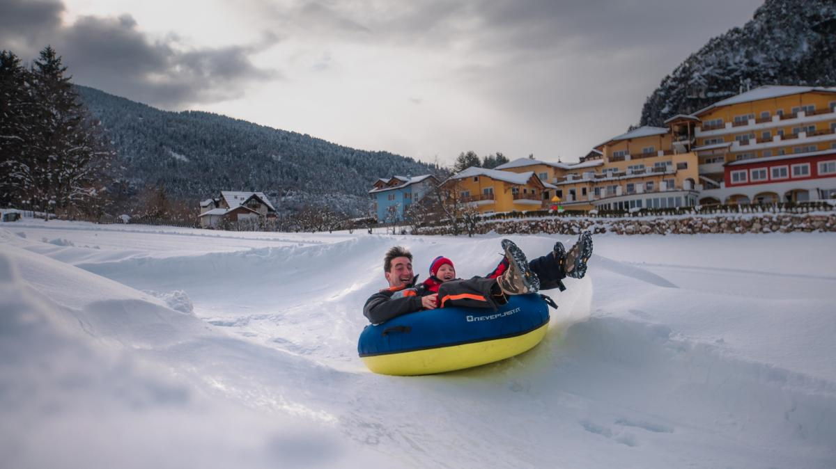 Vacanza in famiglia in Trentino? prenota le settimane bianche in Paganella