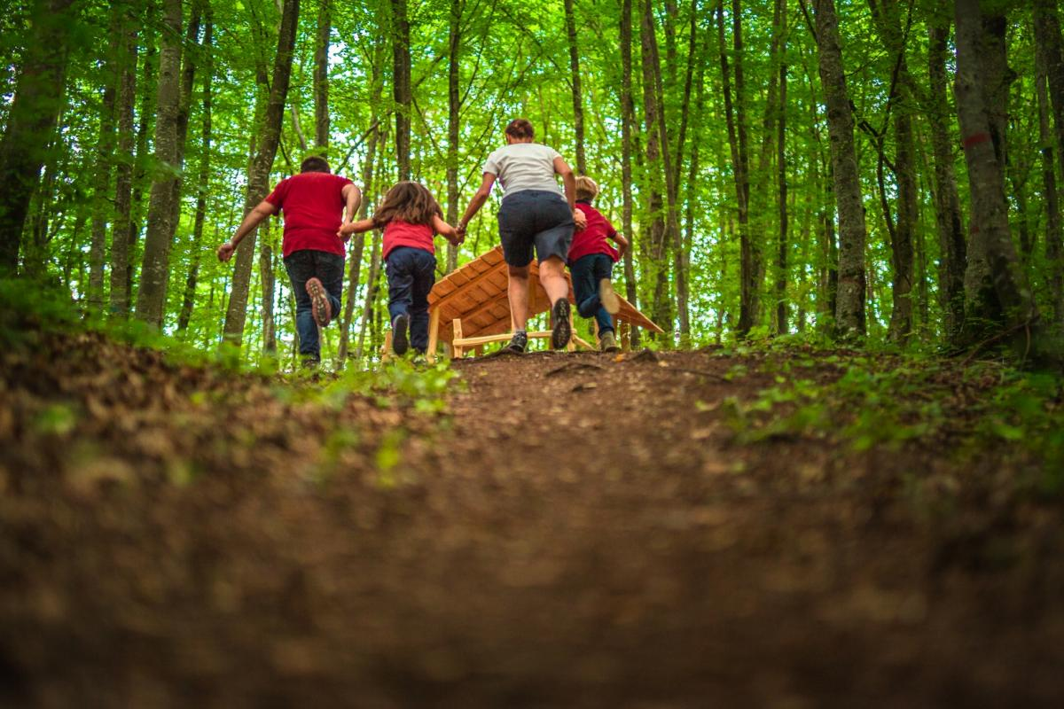 Vacanza in montagna in estate con bambini, scegli la Paganella per la tua vacanza con bambini sulle Dolomiti