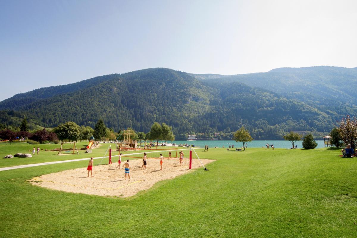 Vacanze sul lago di Molveno in Trentino