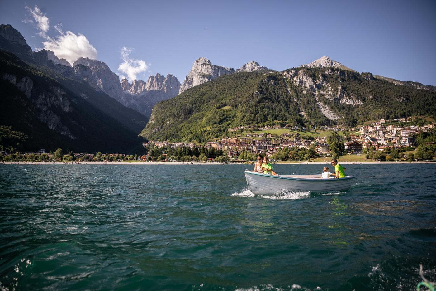 Fünf Tipps für den Juli in Dolomiti Paganella